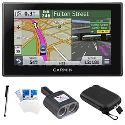 "nuvi 2599LMT Advanced Series 5"" GPS Navigation System Bundle"