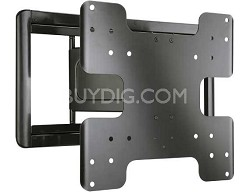 """VMF308 Super Slim Full Motion Wall Mount for 26"""" - 47"""" TVs, Extends 8"""" from wall"""