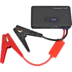 ChargeIt! Jump Deluxe Starter, Charger, Air Compressor Power Bank