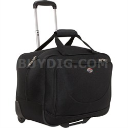 Splash Wheeled Boarding Bag (Black) - OPEN BOX