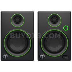 "CR Series CR3 - 3"" Creative Reference Multimedia Monitors (Pair) - OPEN BOX"