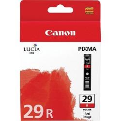 PGI-29 RED - LUCIA Series Red Ink Cartridge for Canon PIXMA PRO-1 Printer