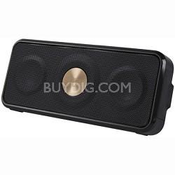 A26 - Trek Wireless Folding Portable Outdoor Bluetooth Speaker - OPEN BOX