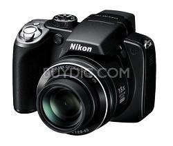 Coolpix P80 10.1MP 18x Optical Zoom Digital Camera