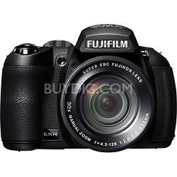 FinePix HS25EXR 16MP BSI EXR Digi Cam w/ 30X Optical Zoom,1080P Video - OPEN BOX