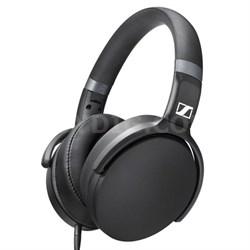 HD 4.30g Lightweight Ultra-Slim Headphones (Black)