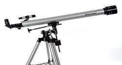 Powerseeker 60 EQ Telescope - OPEN BOX