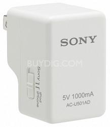 AC-U501AD USB Charging AC Power Adaptor