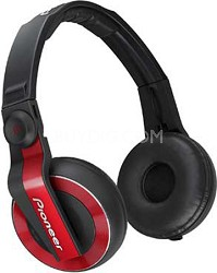 DJ Headphones - Red - HDJ-500-R