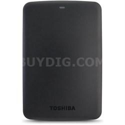 Canvio Basics 3TB Portable Hard Drive - Black HDTB330XK3CA