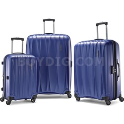 "Arona Premium Hardside Spinner 3Pcs Luggage Set 20"" 25"" 29"" (Blue) - 73075-1090"