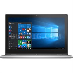 "Inspiron 13 13.3"" HD Touch i7359-2435SLV 500GB Intel Core i5-6200U Notebook PC"