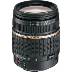 AF18-200 F/3.5-6.3 XR Di II Aspherical [IF] Macro Lens for Nikon Mounts