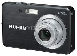 FINEPIX J10 8 MP Digital Camera (Black)