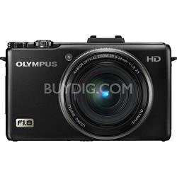 XZ-1 10MP f1.8 Lens 3-inch OLED Monitor Digital Camera - Black