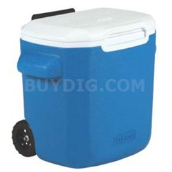 16-Quart Personal Wheeled Cooler in Blue - 3000001170