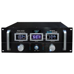 PDG5000 5000 watts Professional Stereo Power Amplifier