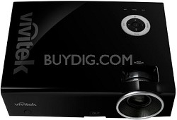 D825MX - 2600 Lumen XGA DLP Projector Factory Refurbished