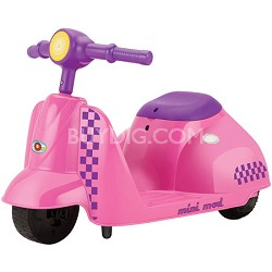 Jr. Mini Mod Electric Scooter, Pink