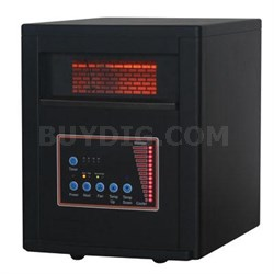 Comfort Glow Infrared Quartz Heater - QDE8600