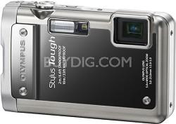 Stylus Tough 8010 Waterproof Shockproof Freezeproof Digital Camera (Black)