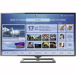 50 Inch Ultra-Slim 1080P LED TV ClearScan 240Hz Cloud TV with built-in WiFi