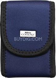 CoolPix L series Neoprene Case (Blue)