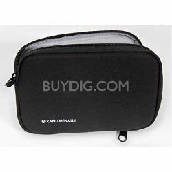 0-528-00276-7 - 5 Inch GPS Soft Case (Black)