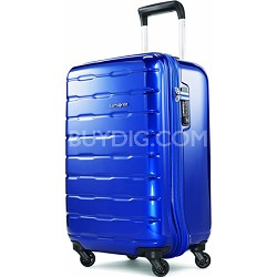 """Spin Trunk 21"""" Spinner Luggage - Blue"""
