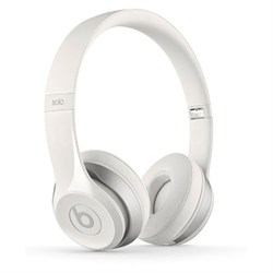 Dr. Dre Solo2 Wireless On-Ear Headphones (White)