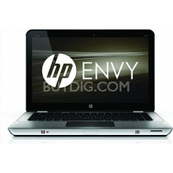 "ENVY 14.5"" 14-2070NR Notebook PC - Intel Core i5-2410M Processor"