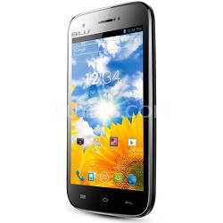 Studio 5.0 3G Android 4.1 Jelly Bean Cell Phone Unlocked 5-Inch Display (Black)