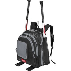 Sporting Goods BKPK Baseball Backpack - Silver