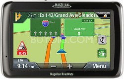 RoadMate 2045 Portable Car GPS Navigation System - OPEN BOX