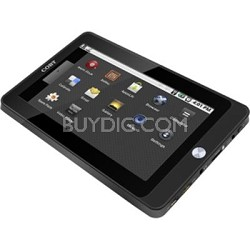 """7"""" (16:9) MID with Android OS 2.1, 4 GB Flash Memory & Wi-Fi"""