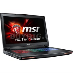 "GT Series GT72 Dominator Pro G-034 17.3"" Intel i7-6700HK Gaming Laptop Computer"