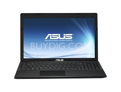 "15.6"" X55C-DS31 Notebook PC - Intel Core i3-2370M 2.4GHz Processor"