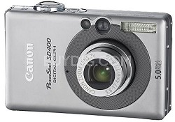 Powershot SD400 Digital ELPH Camera