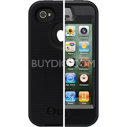 OB iPhone 4/4S Defender - Black