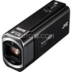 GZ-V500BUS - Full HD Everio Camcorder CMOS 10x Optical/200x Digital Zoom (Black)