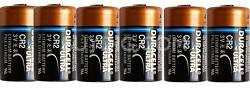 6-Pack of CR2 3V Lithium Photo Batteries