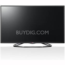 """50"""" Class Cinema 3D 1080P 120HZ LED TV with Dual Core - Smart TV (50LA6200)"""