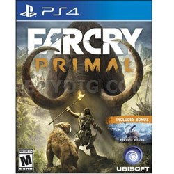 Far Cry Primal Day 1 PS4