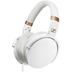 HD 4.30g Lightweight Ultra-Slim Headphones (White)