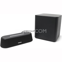 Mini 3D Sound Bar with Subwoofer (PA5075U-1SPA)