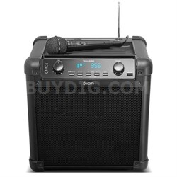 Tailgater Bluetooth Compact Speaker System with Microphone - OPEN BOX