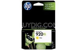920XL Yellow Officejet Ink Cartridge