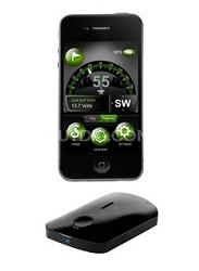 iRAD-100 iRadar Radar/Laser/Safety Camera Detect/iPhone/iPod Touch - OPEN BOX