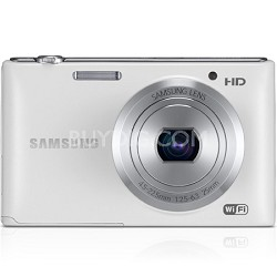 ST150F 16.2 Megapixel Digital Still Camera - White