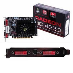 Radeon HD4650 1GB DDR2 { HD465XZDF2 }